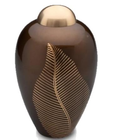 Elegant Leaf Bronze 1