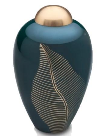 Elegant Leaf Emerald 1