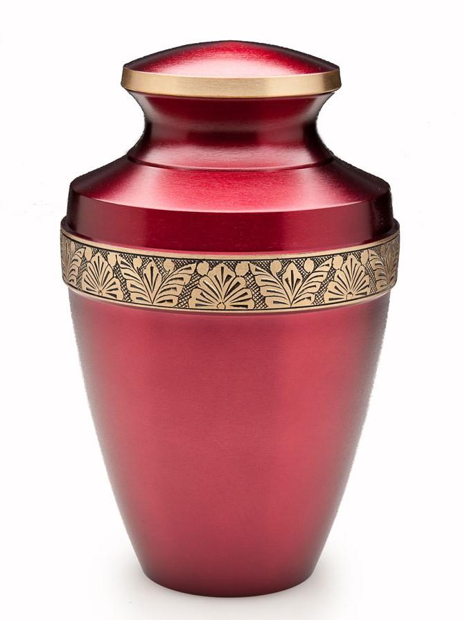 Grecian Crimson Red 1